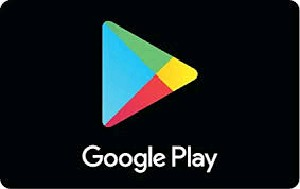 GOOGLE PLAY GIFT CARD 5$ USA