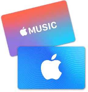 iTunes Gift Card $ 15 USD (USA)  Official